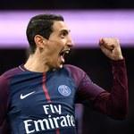 Paris Saint-Germain - Dijon FCO 8-0 w 21. kolejce Ligue 1