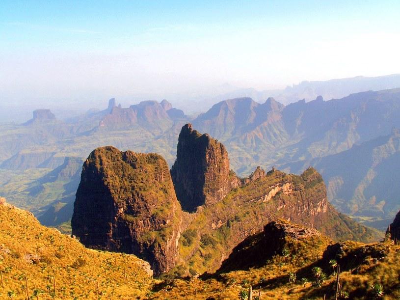 Park Narodowy Simien, Etiopia /123/RF PICSEL