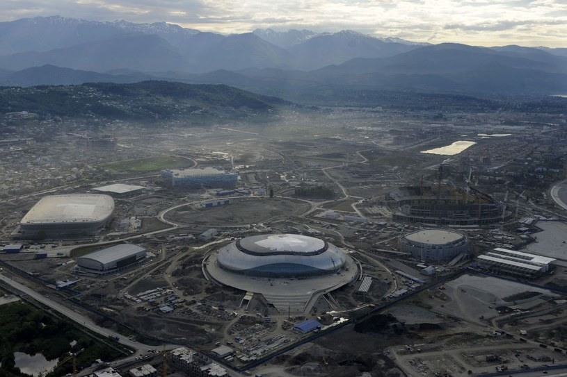 Park olimpijski w Soczi /AFP