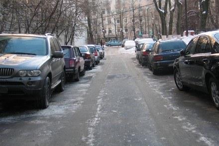 Parkowanie to problem... /RMF