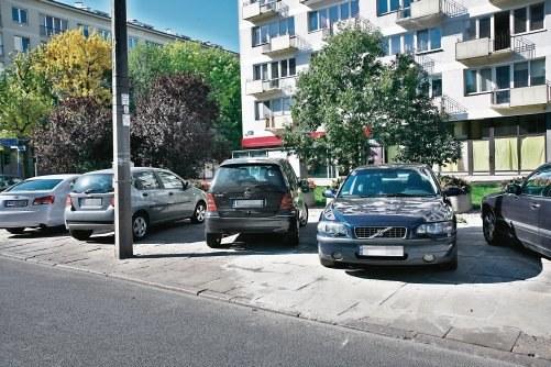 Parkowanie tyłem /Motor