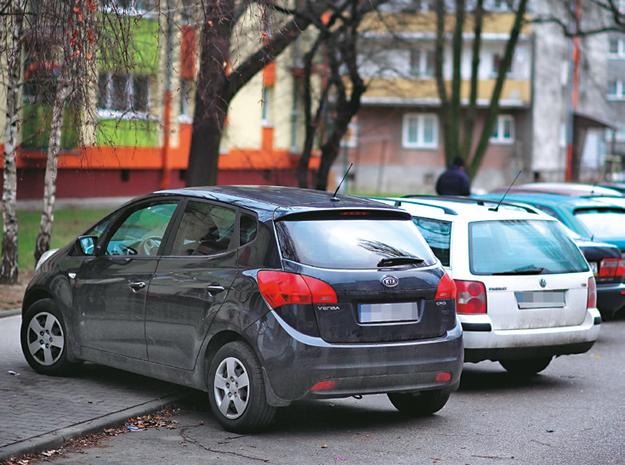 parkowanie /Motor