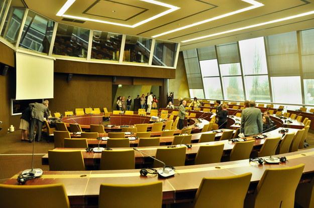 Parlament Europejski w Strasburgu /123RF/PICSEL