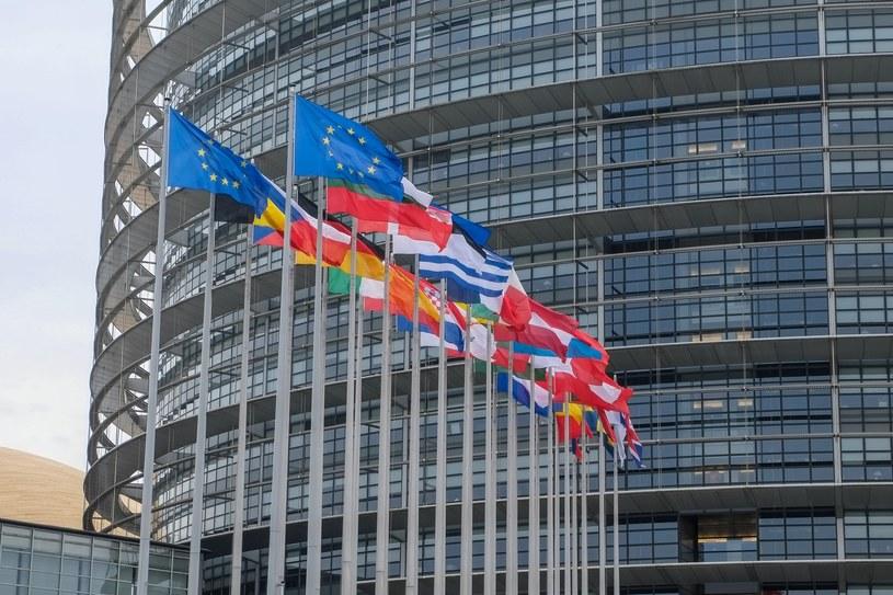 Parlament Europejski /PAWEL JASKOLKA /Reporter