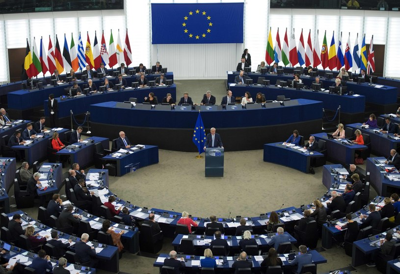 Parlament Europejski /    PATRICK HERTZOG /East News