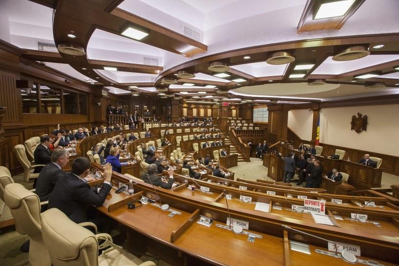 Parlament Mołdawii, zdj. ilustracyjne /DUMITRU DORU /PAP/EPA