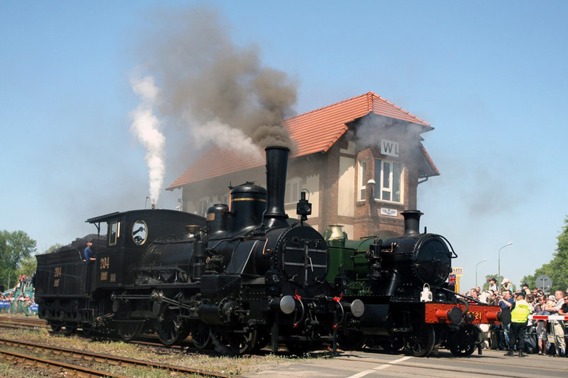 Parowozownia w Wolsztynie jest jedynym czynnym składem tego typu w Europie /Mateusz Owsiany /East News
