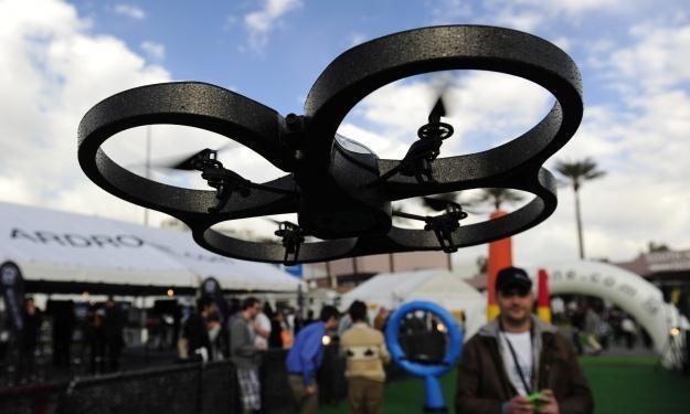 Parrot AR.Drone 2.0 /AFP