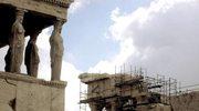 Partenon posłuży za model odporny na wstrząsy