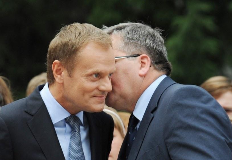 Partia Donalda Tuska znów traci w sondażach /S. Kowalczuk /East News