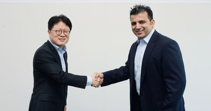 Partnerstwo LG i Qualcomm /INTERIA.PL/informacje prasowe