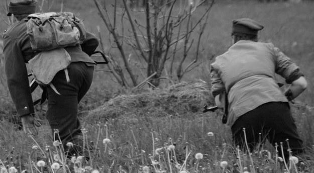 Partyzanci w walce (zdjęcie ilustracyjne) /Marek Bazak /East News