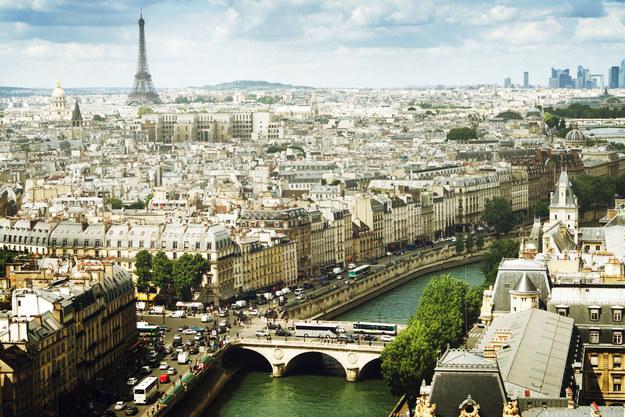 Paryż, Francja /123RF/PICSEL