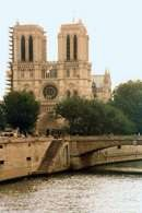 Paryż, katedra Notre Dame /Encyklopedia Internautica