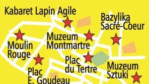 Paryż: Montmartre – dzielnica rozrywki, artystów i nocnych klubów