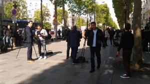 Paryż po kolejnym ataku. Do strachu nikt się nie przyznaje