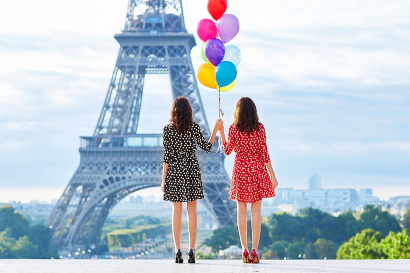 """""""Paryż to miasto, w którym chodzi się szybko"""" /123RF/PICSEL"""