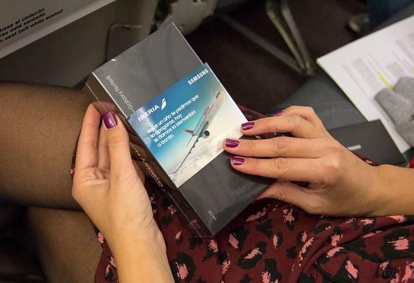 Pasażerowie dostali upominek warty 4 tysiące złotych /Facebook /Internet