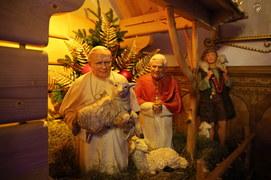 Pasterka na Krzeptówkach