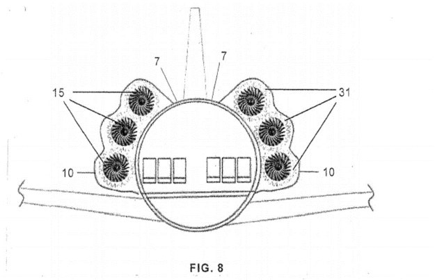 Patent Airbusa. Fot. United States Patent and Trademark Office /INTERIA.PL