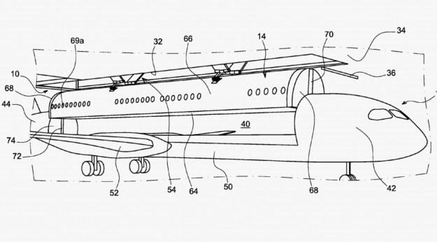Patent Airbusa /materiały prasowe