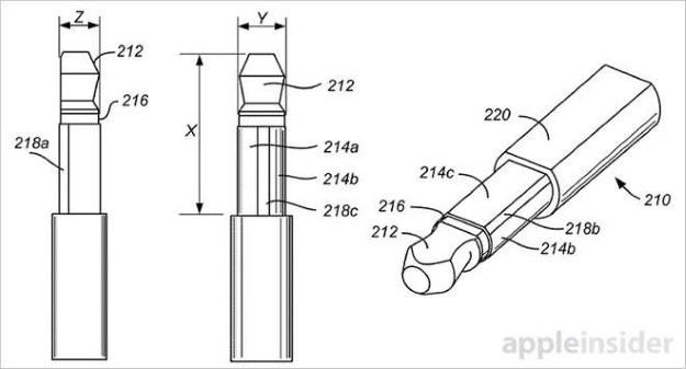 Patent Apple. Fot. AppleInsider /materiały prasowe
