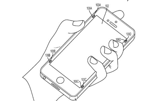 Patent Apple /materiały prasowe