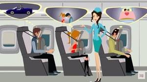 Patent Boeinga umili podróże w klasie ekonomicznej