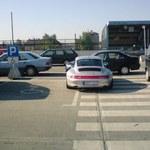 Patent na wyjazd z parkingu