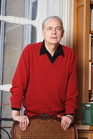 Patrick Modiano /GALLIMARD PUBLISHING /PAP/EPA