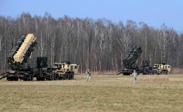 Patrioty w Polsce /AFP