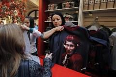 Patriotyzm po rosyjsku: Zobaczcie odzież z wizerunkiem Władimira Putina!
