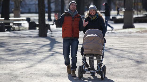 Patrycja i Michał już wkrótce zostaną rodzicami. Podwójnie! /Polsat