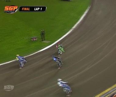 Patryk Dudek wygrał Grand Prix Polski w Toruniu. Wideo