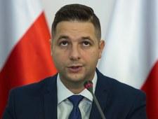 Patryk Jaki hatakumbą polskiego wymiaru sprawiedliwości