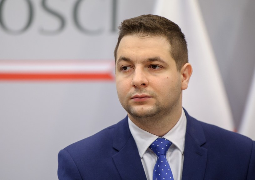 Patryk Jaki /Rafał Oleksiewicz /East News