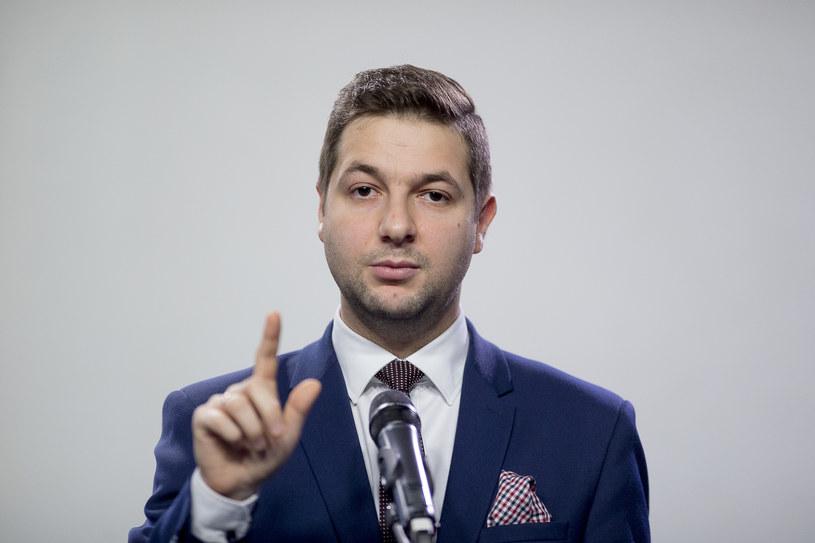 Patryk Jaki /Andrzej Iwańczuk /East News