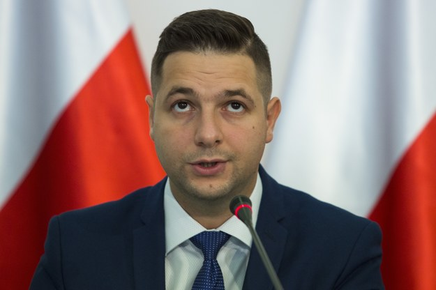 Patryk Jaki /Andrzej Hulimka  /Reporter