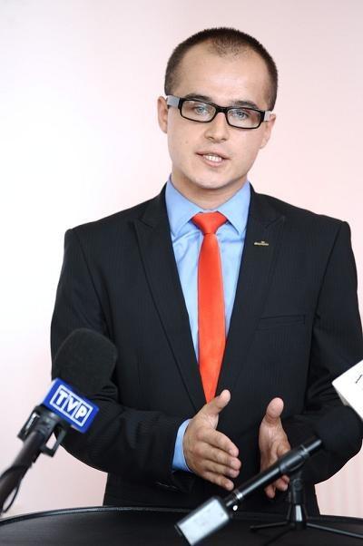 Patryk Kosela. Fot. Piotr Gamdzyk /Reporter