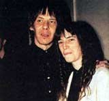 "Patti Smith i Fred ""Sonic"" Smith /"