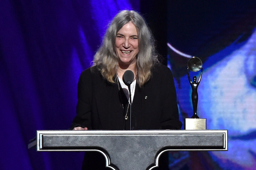 Patti Smith /Mike Coppola /Getty Images