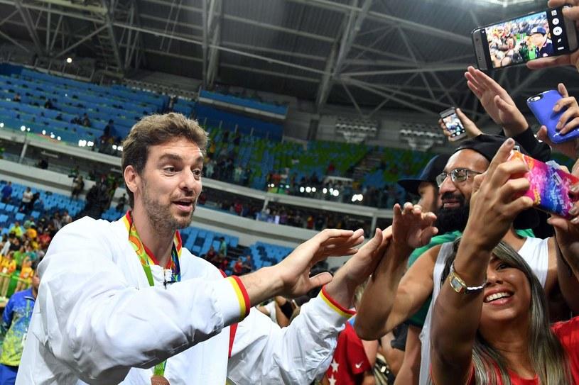 Pau Gasol /AFP