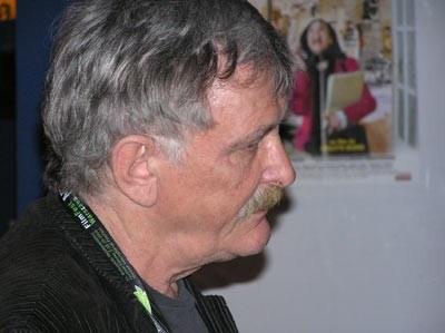 Paul Cox w Warszawie /INTERIA.PL
