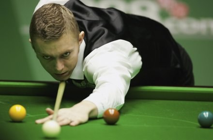 Paul Hunter Fot. Christopher Lee/Getty Images /