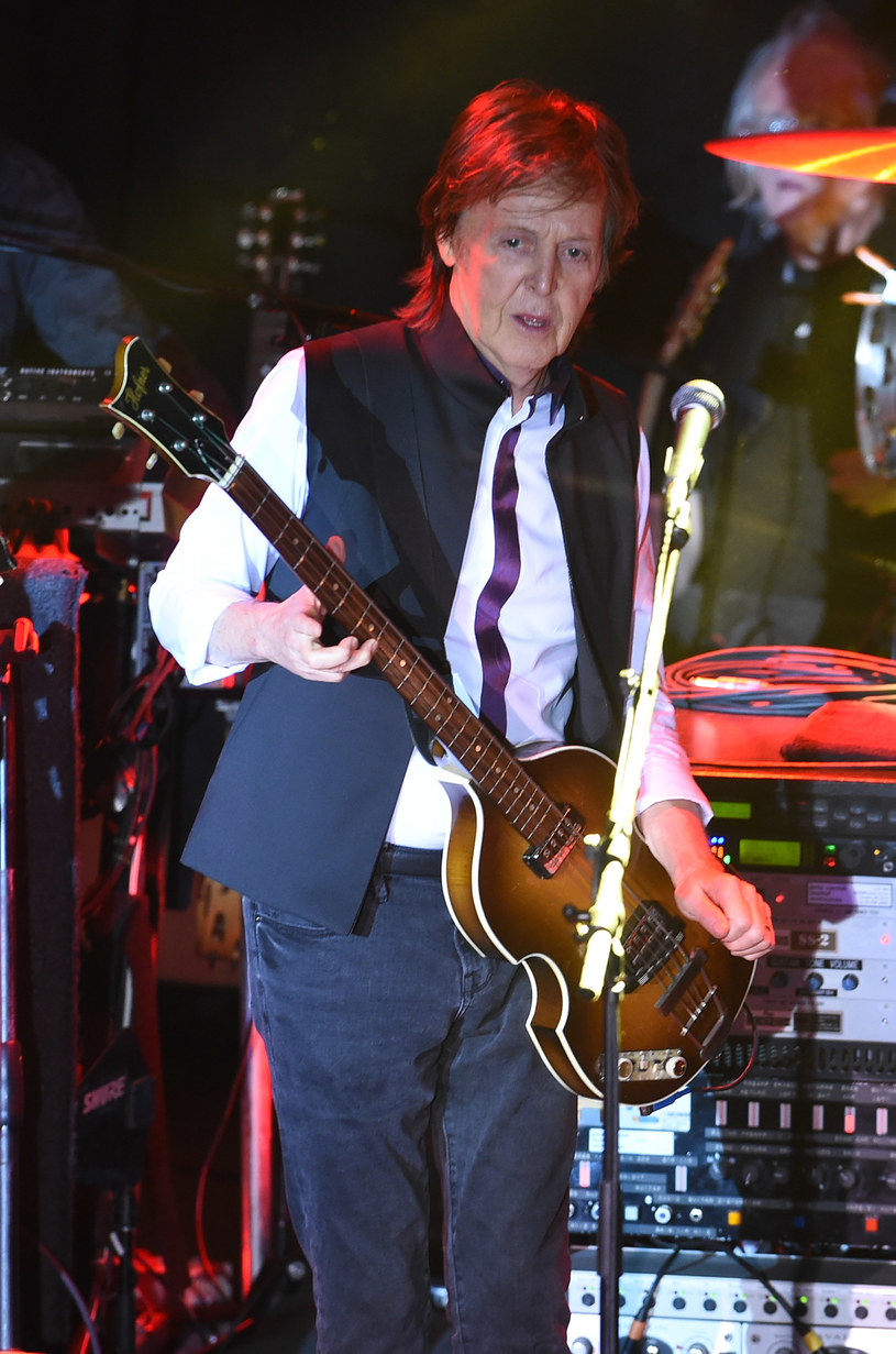 Paul McCartney /Getty Images