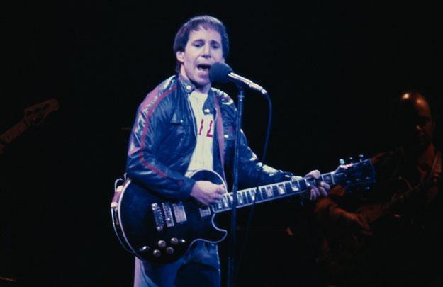 Paul Simon w latach 80., które zaczęły się dla niego fatalnie, a skończyły... fot. Keystone /Getty Images/Flash Press Media