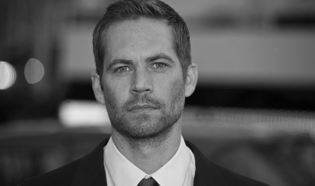 Paul Walker /WILL OLIVER  /PAP/EPA