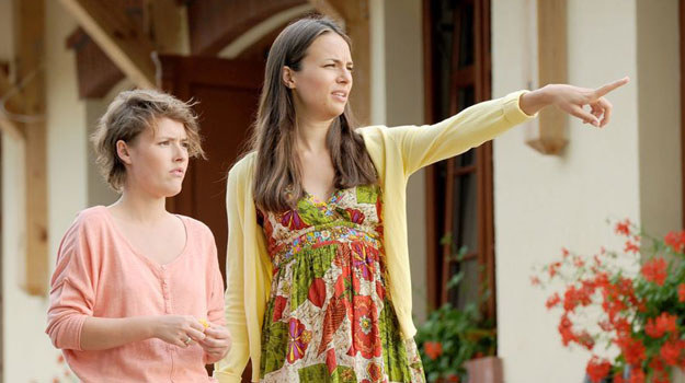 Paula (Anna Czartoryska) znajdzie się w trudnej sytuacji /Agencja W. Impact