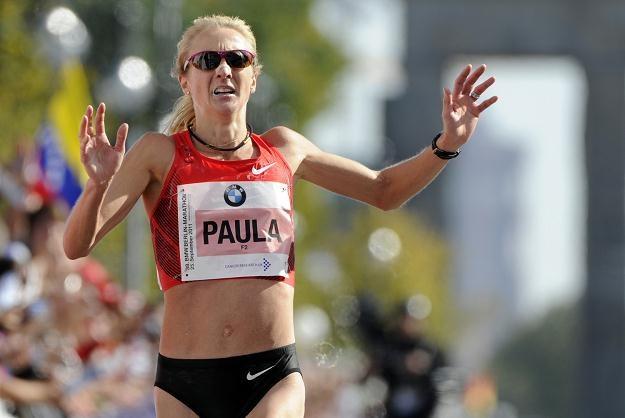 Paula Radcliffe /AFP