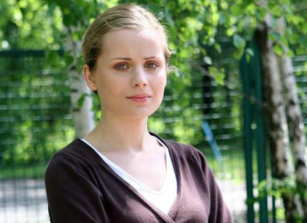 Paulina Chruściel zagra Bertę Stockman, która po śmierci męża poprowadzi agencję detektywistyczną /AKPA